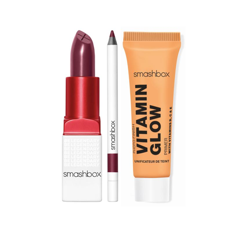 Smashbox Be Legendary Lipstick and Liner
