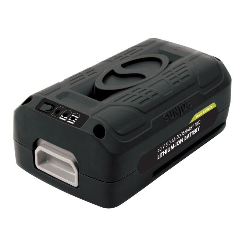 Snow Joe 40-Volt 5-Ah EcoSharp Lithium-Ion Battery