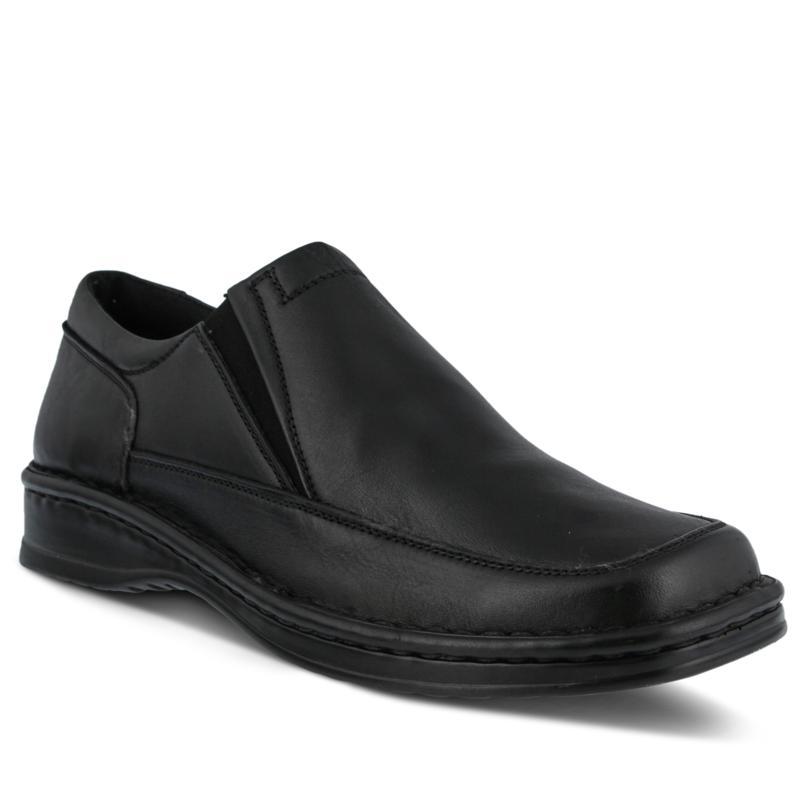 Spring Step Men's Enzo Leather Slip-On Loafer