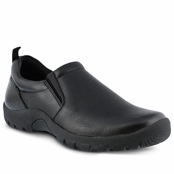 Spring Step Professional Men's Leather Beckham Slip-On Shoe