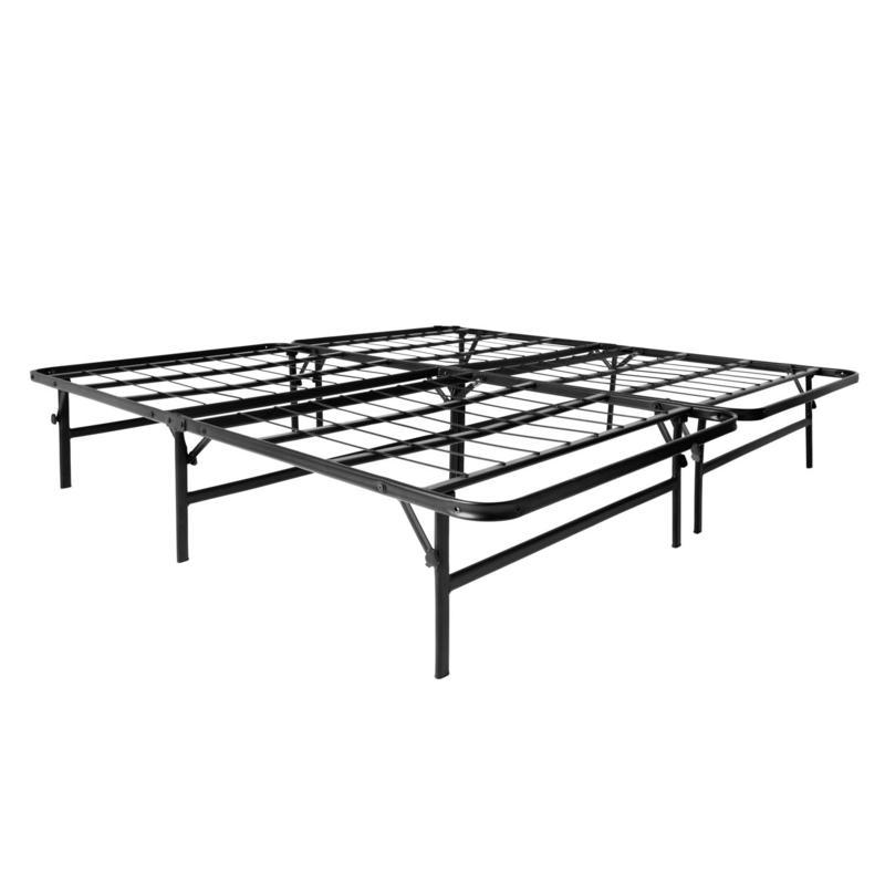 Structures Cal King Folding Platform Bed Frame