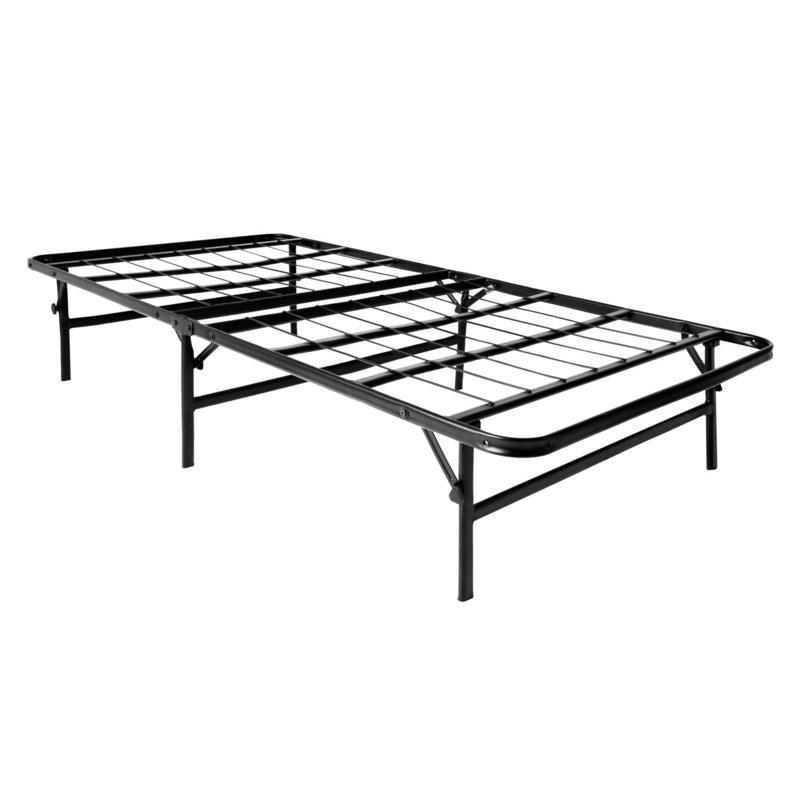 Structures Twin Folding Platform Bed Frame