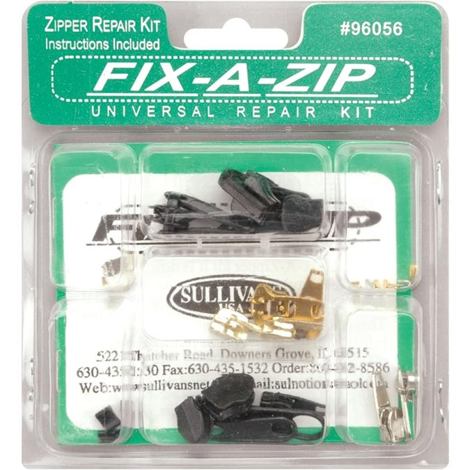 Sullivan's Fix-A-Zip Universal Repair Kit