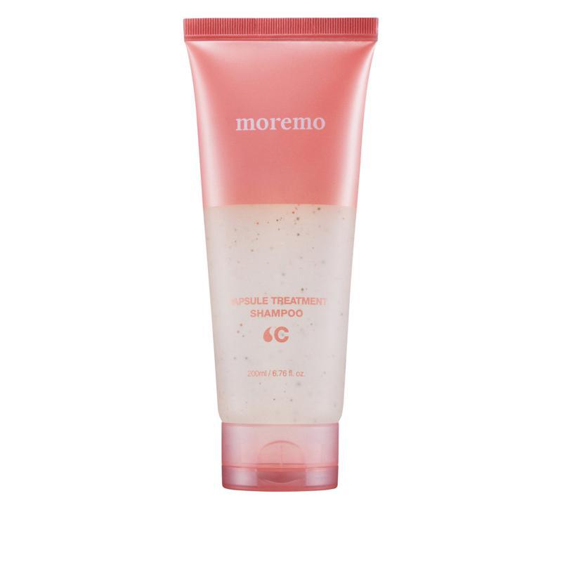 The Beauty Spy Moremo Capsule Beauty Treatment Shampoo