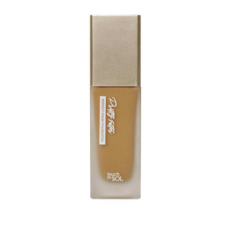 The Beauty Spy Touch In Sol Perfect Finish Foundation