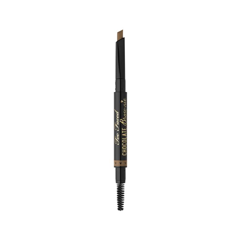 Too Faced Chocolate Brow-nie Brow Pencil - Taupe