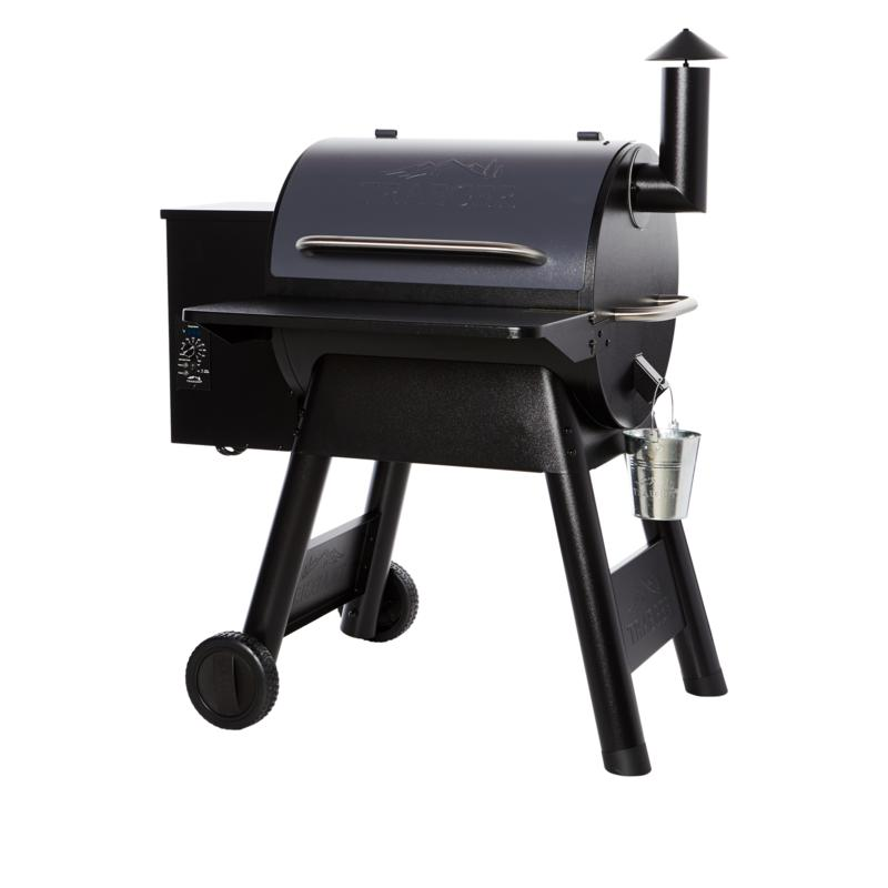 Traeger 572 Sq. In. Wood-Fired Grill and Smoker