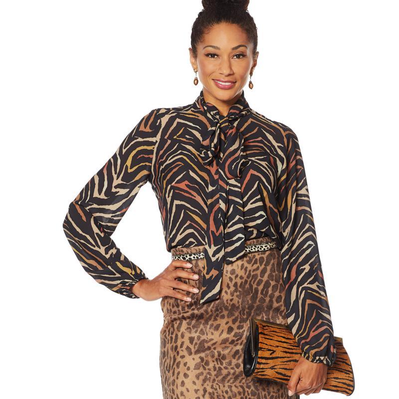 Vanessa Williams Boss Lady Blouse