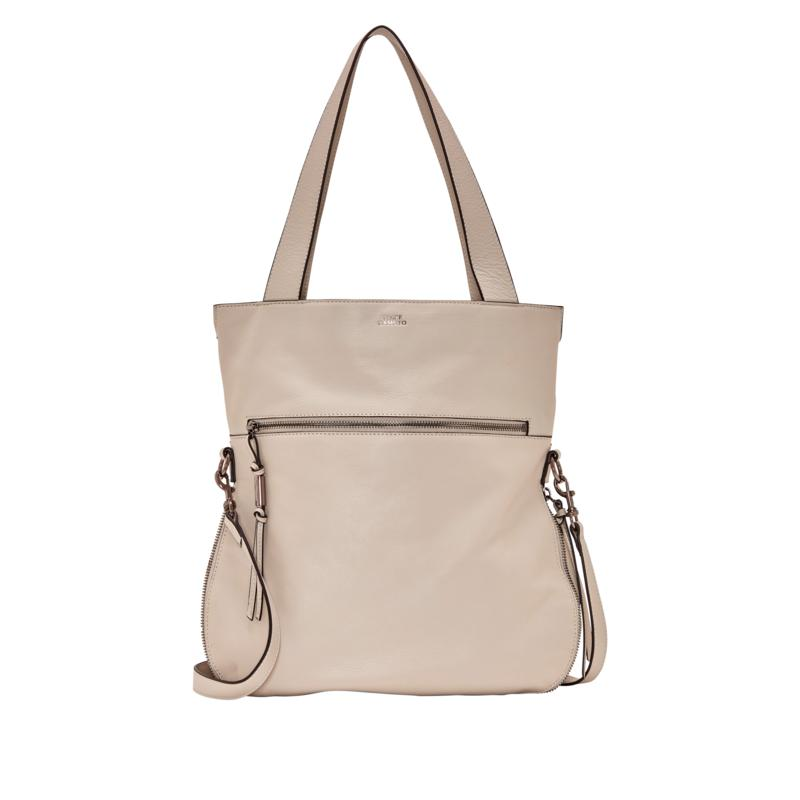 Vince Camuto Kenzy Leather Tote Crossbody