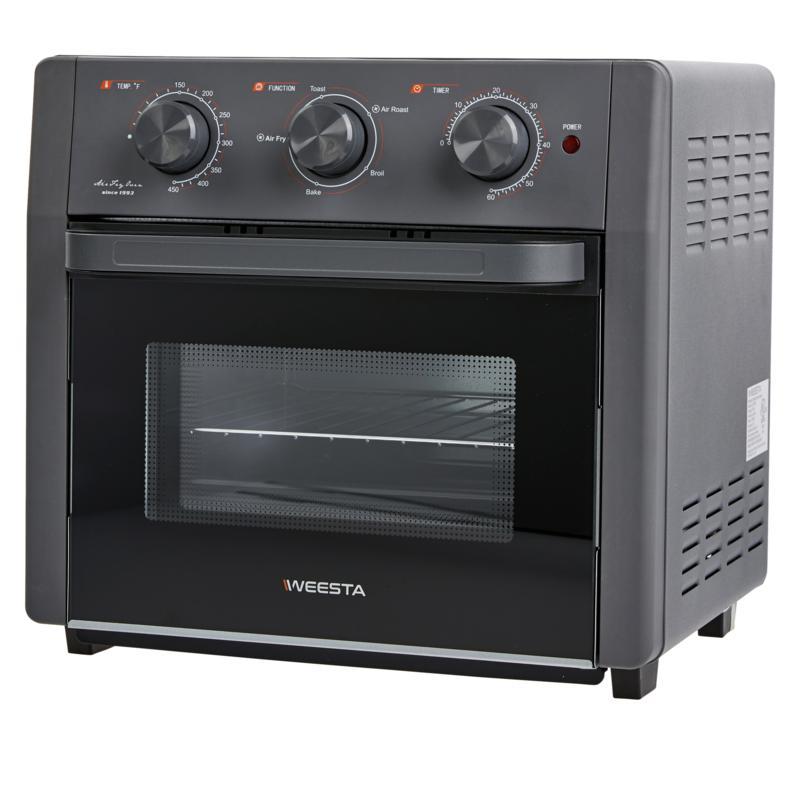 WEESTA 19-Quart  Multifunctional 5-in-1 Air Fryer Toaster Oven