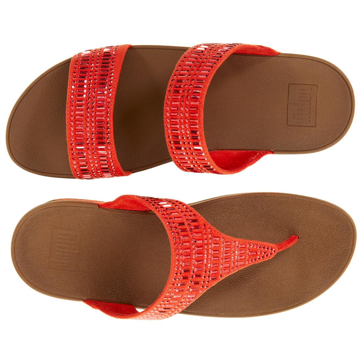 6a15d347b1b HSN) FitFlop Incastone Slide or Sandal - TVShoppingQueens