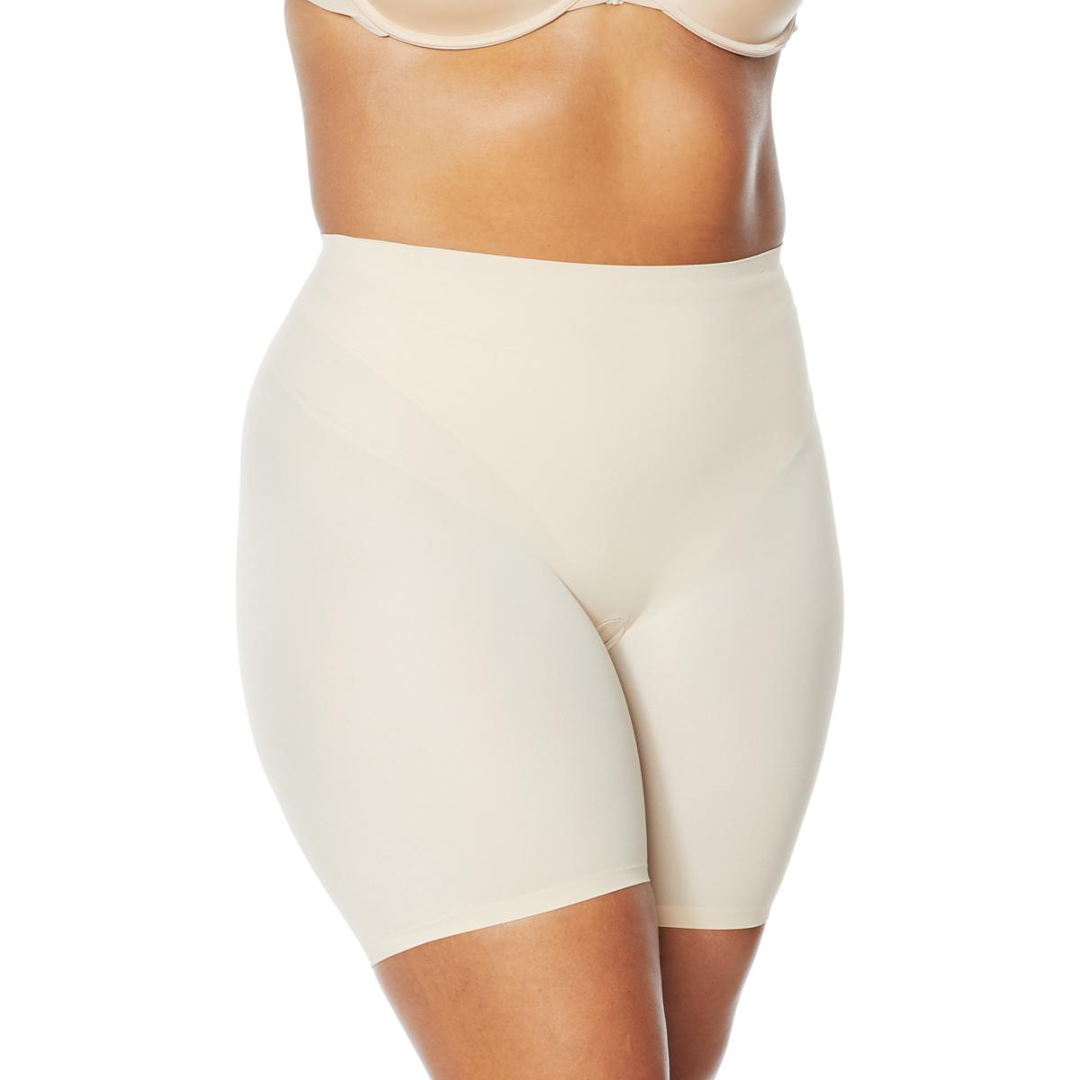 Maidenform Smoothing Cool Comfort Thigh Slimmer Mid Rise
