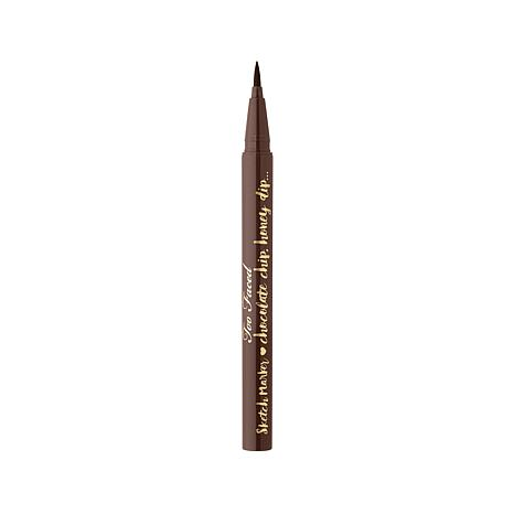 Too Faced Sketch Marker Liquid Eyeliner - Deep Espresso