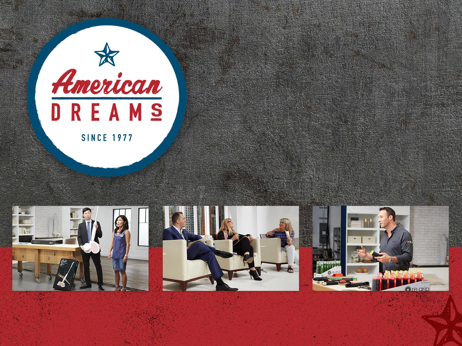 American Dreams Submit Your Product