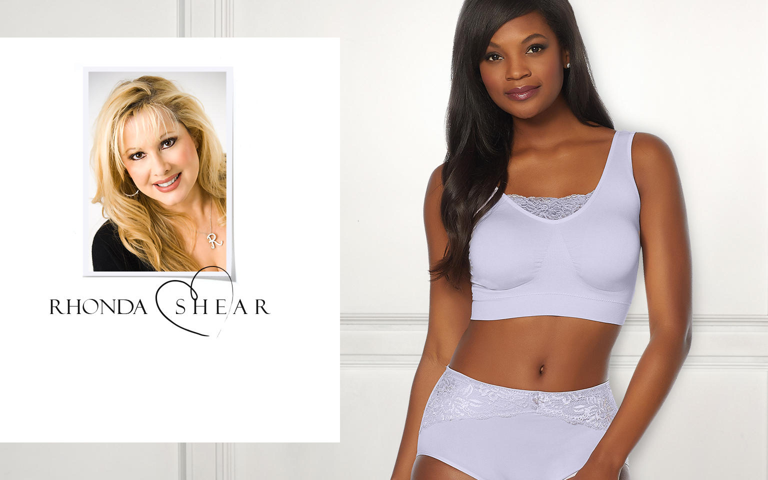 Supportive shapewear that creates a sensual silhouette while helping lift, control and smooth problem areas.
