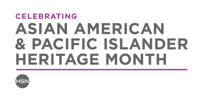 Celebrating Asian American & Pacific Islander Heritage Month | HSN logo